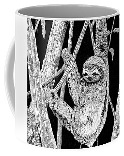 Brown-throated Three-toed Sloth Coffee Mug