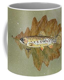 Brown Trout Coffee Mug