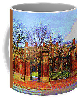 Brown University Coffee Mug