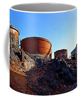 Brownes Shaft Junction Mine  Coffee Mug