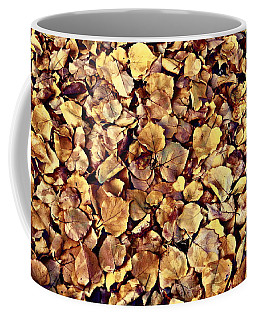 Browning Leaves Coffee Mug