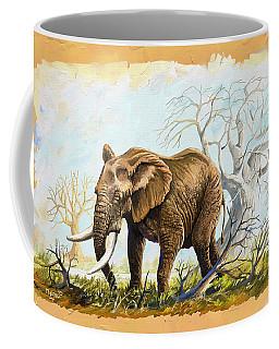 Browsing In The Bushes Coffee Mug