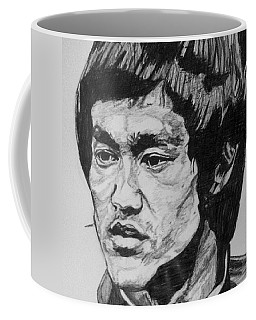 Bruce Lee Coffee Mug