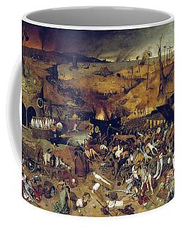 Bruegel: Triumph Of Death Coffee Mug