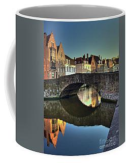Bruges Twighlight Coffee Mug