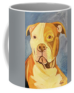 Bruiser Coffee Mug by John Keaton