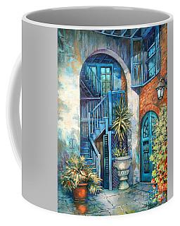 Brulatour Courtyard Coffee Mug