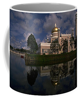 Brunei Mosque Coffee Mug