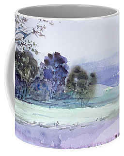 Bruny Island At Dusk Coffee Mug