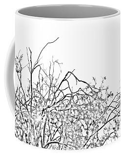 Brush Coffee Mug