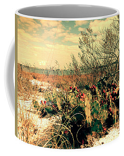 Brush Work Coffee Mug