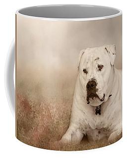 Brutus Dreaming Coffee Mug