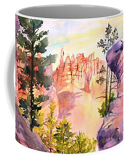 Bryce Canyon #4 Coffee Mug