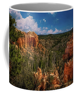 Bryce Canyon From The Top Coffee Mug