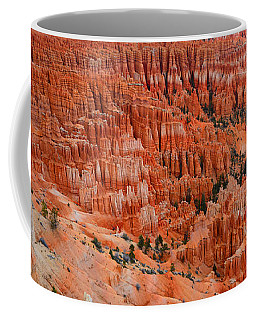 Bryce Canyon Megapixels Coffee Mug