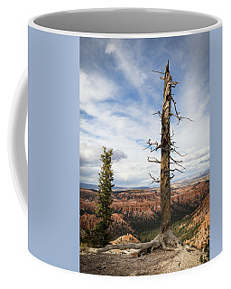Bryce Canyon Point Trees Coffee Mug