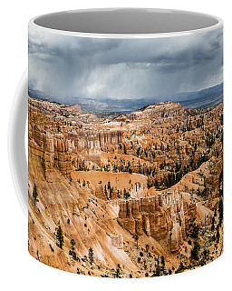 Bryce Canyon Storm Coffee Mug