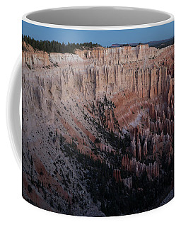 Coffee Mug featuring the photograph Bryce Canyon Sunrise by Kathleen Scanlan