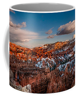Bryce Sunset Coffee Mug