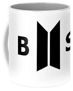 Bts Logo 2017 Coffee Mug