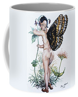 Bubble Butt Fairy Coffee Mug