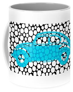 Bubble Car Vw Beetle Coffee Mug