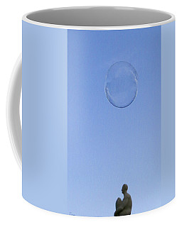 Bubbled Coffee Mug