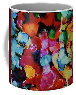 Bubbles 1 Coffee Mug