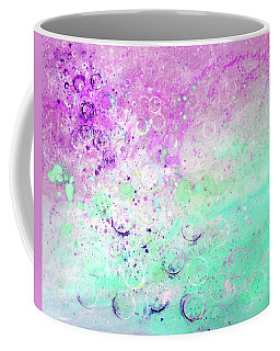 Bubbles 2 Coffee Mug