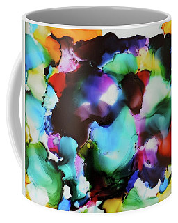 Bubbles 9 Coffee Mug