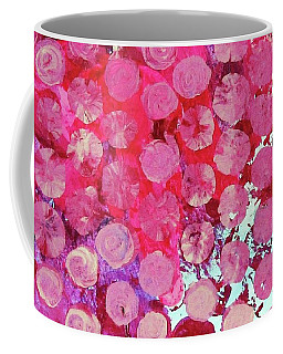 Bubbles Coffee Mug by Mary Ellen Frazee