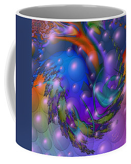 Bubbling Over With Enthusiasim Coffee Mug