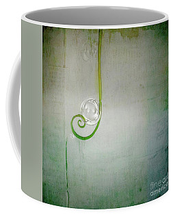 Coffee Mug featuring the digital art Bubbling -  S24aabbcc by Variance Collections