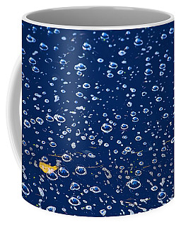 Coffee Mug featuring the photograph Bubbly by Gene Garnace