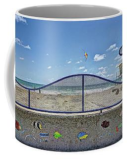 Buccaneer Beach Coffee Mug by Ann Patterson