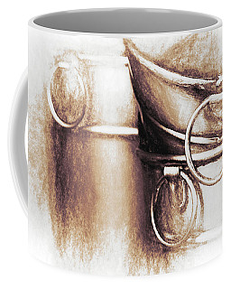 Bucket Art Coffee Mug