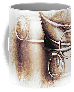 Bucket Art Coffee Mug