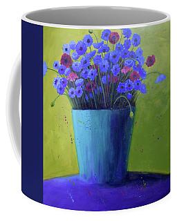 Bucket Of Blue Coffee Mug