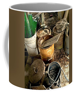 Buckets Of Rust And Dust Coffee Mug