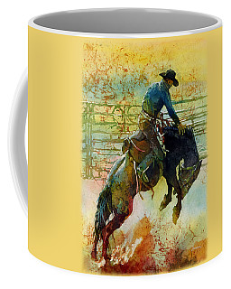 Bucking Rhythm Coffee Mug