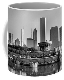 Buckingham Fountain - 2 Coffee Mug