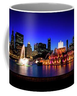 Buckingham Memorial Fountain Coffee Mug