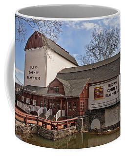 Bucks County Playhouse I Coffee Mug