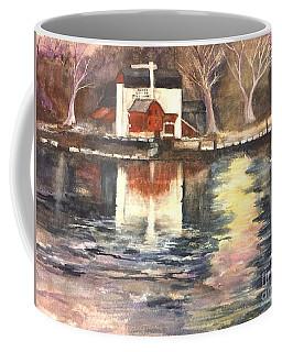 Bucks County Playhouse Coffee Mug