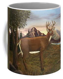 Buck's Wilderness Coffee Mug