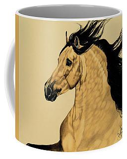 Buckskin Andalusian - Dream Horse Series #3300 Coffee Mug