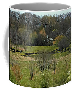 Bucolic Wisconsin Coffee Mug