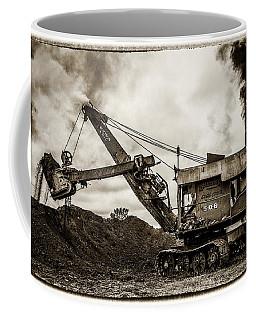 Bucyrus Erie Shovel Coffee Mug