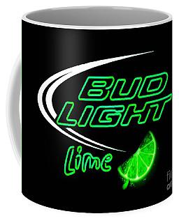Bud Light Lime Re-edited Coffee Mug