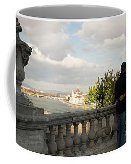 Budapest II Romance Coffee Mug by Yuri Santin